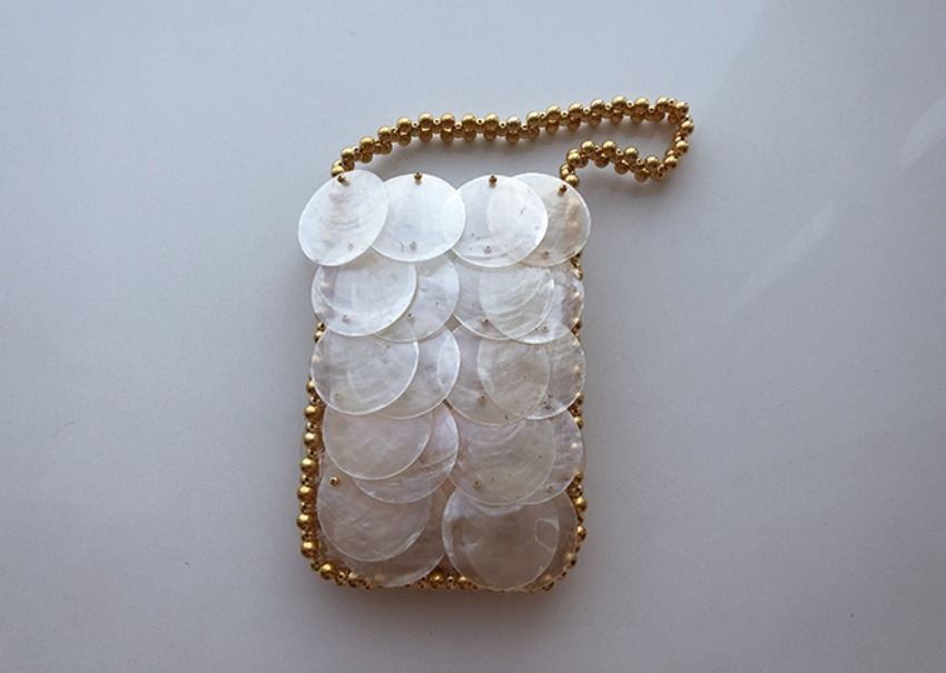 myclassy-Seashell Mini Bag♡韓國女裝袋