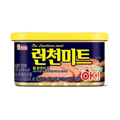 韓國樂天特級午餐肉 200g (平行進口產品)