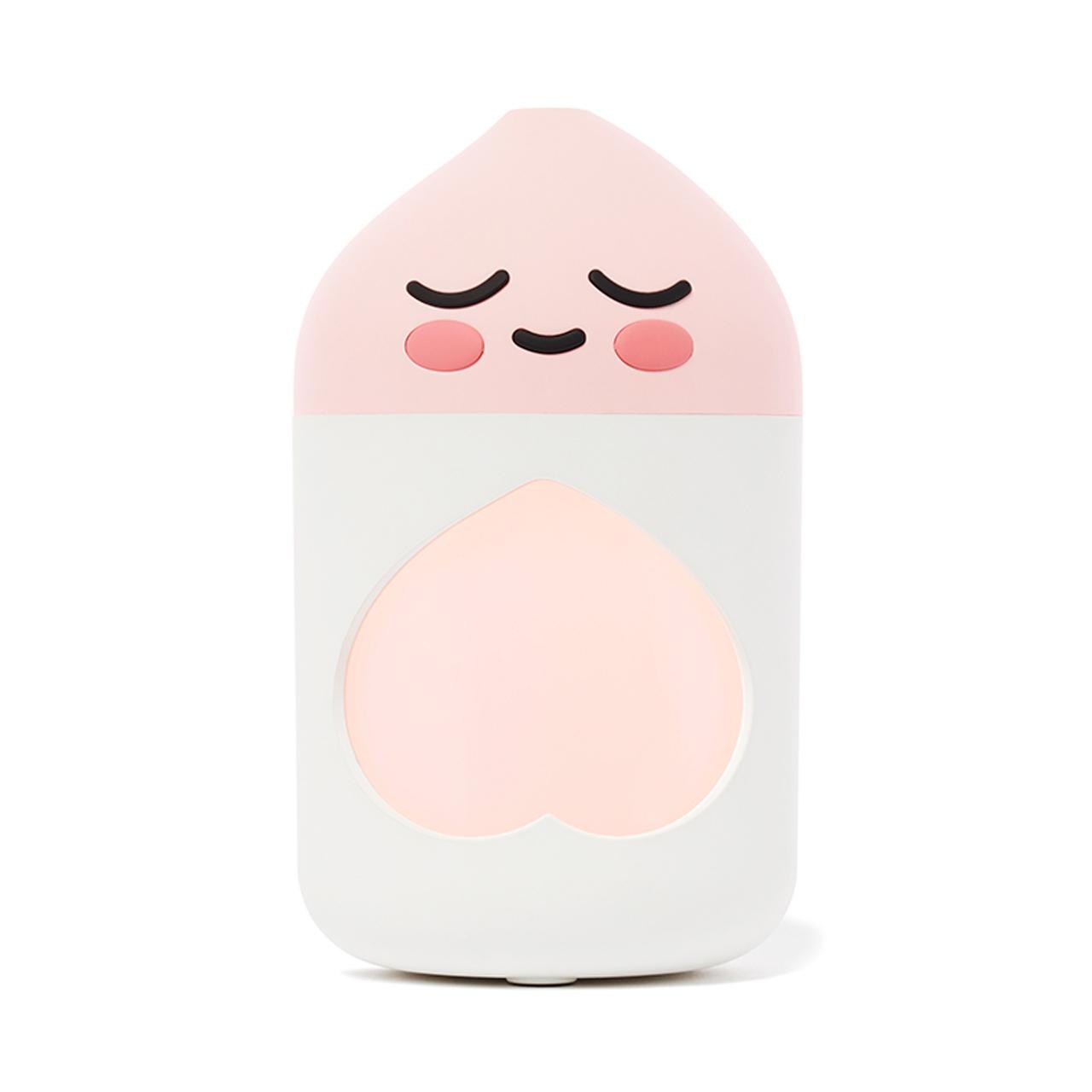 Kakao Friends - APEACH 小夜燈連加濕器 (USB插頭)