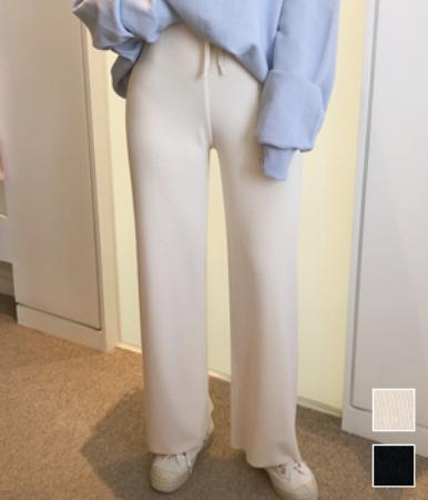 1000sisters-찰랑 니트(pt)♡韓國女裝褲