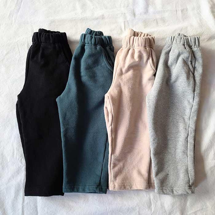 littlesmile-캐주얼 배기팬츠♡韓國童裝褲