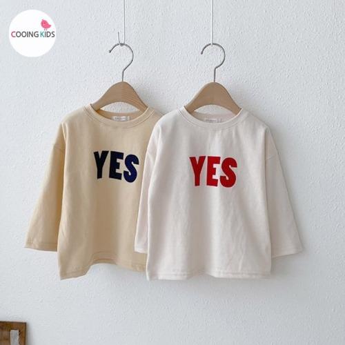cooingkids-B예쓰티셔츠♡韓國童裝上衣