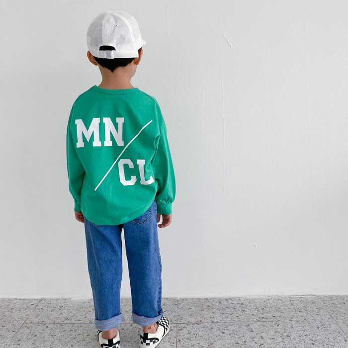littlesmile-C.L 티♡韓國童裝上衣