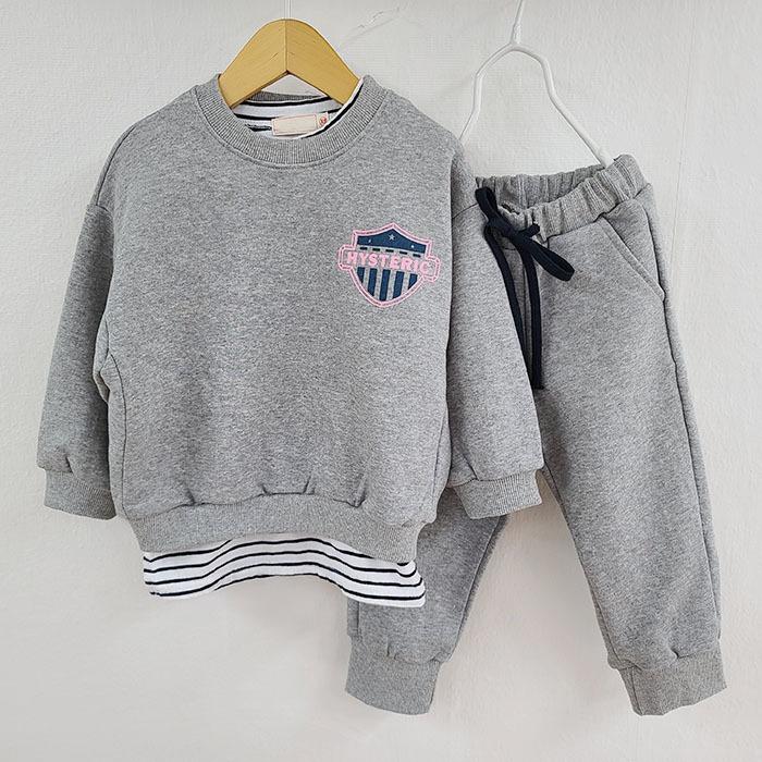 littlesmile-하트세트♡韓國童裝套裝