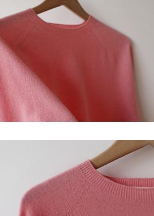 annanblue-[노아 wholega knit(27일 PM5 5% 마감)]♡韓國女裝上衣