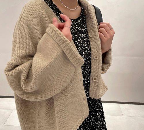 theozzang-프렌드쉽 울가디건♡韓國女裝外套
