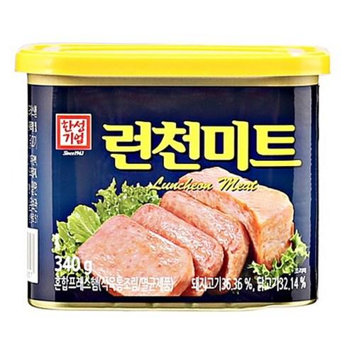 韓國Hansung 1963 午餐肉 340g