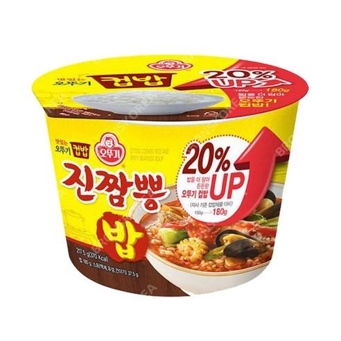 【增量版】不倒翁 -  辣海鮮湯飯 217.5g