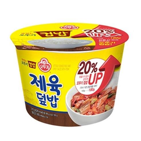 【增量版】不倒翁 - 辣醬豬肉飯 310g