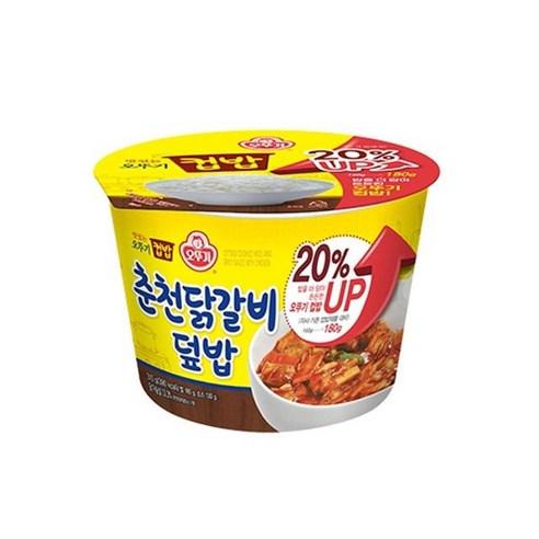 【增量版】不倒翁 - 辣醬雞飯 310g