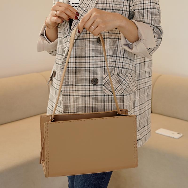 clicknfunny-[즈헤느 숄더백]♡韓國女裝袋