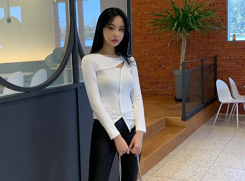 uuzone-실리안티♡韓國女裝上衣