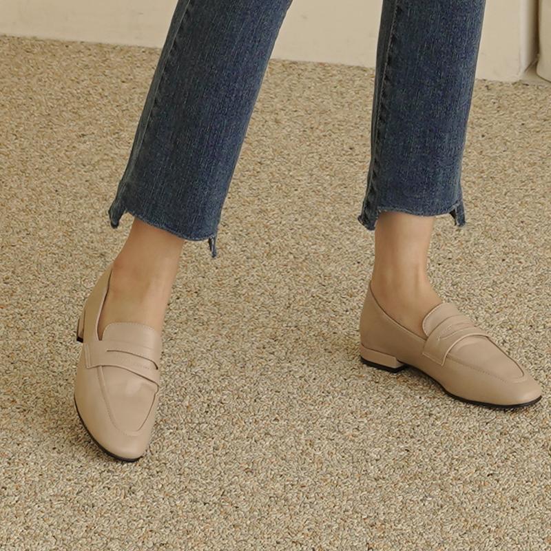clicknfunny-[프센느 베이직로퍼]♡韓國女裝鞋