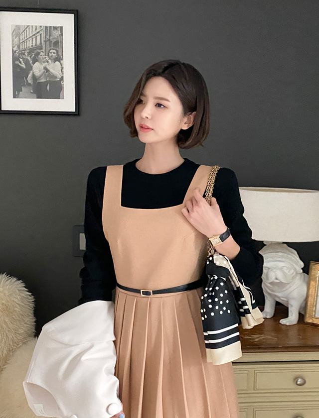 babirolen-[립 캐시미어-knit]♡韓國女裝上衣