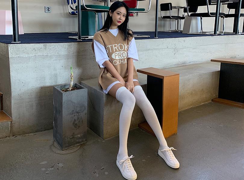 uuzone-스트로베스트♡韓國女裝上衣