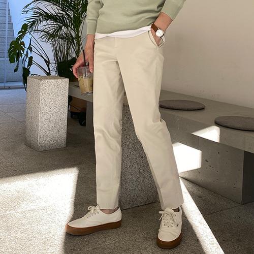 modernsweet-바이오 워싱 히든밴딩 치노팬츠(29~37 SIZE) / 강력추천 - 모던스윗(modernsweet)♡韓國男裝褲子