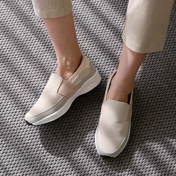 canmart-[니아밴딩슬립온 C021801]♡韓國女裝鞋