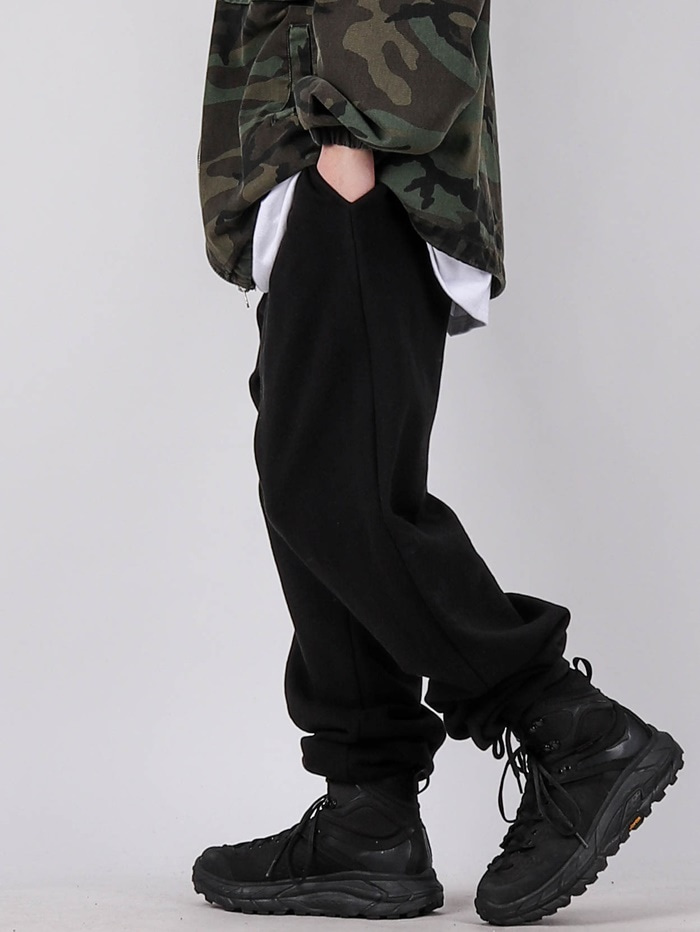 justyoung-AC Wide Free Pants (3color)♡韓國男裝褲子