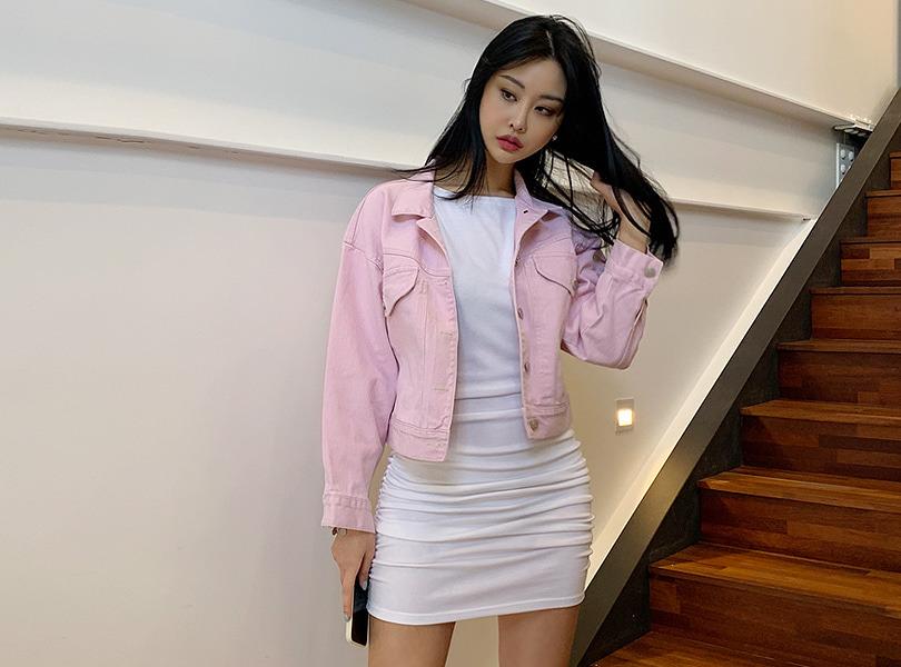 uuzone-피그밀키자켓♡韓國女裝外套