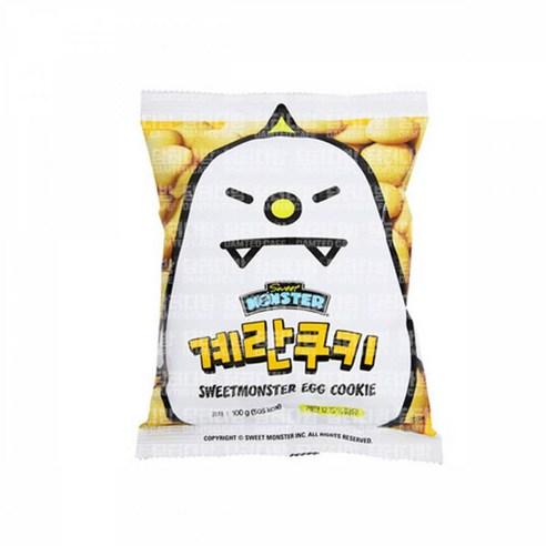 韓國甜心怪獸 雞蛋曲奇 100g