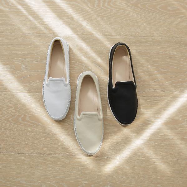 canmart-[소야가죽슬립온 C082441]♡韓國女裝鞋