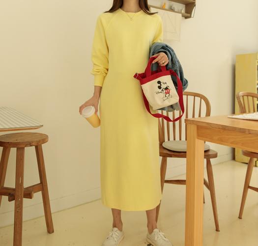 soim-[임부복*꾸안꾸맨투맨 임산부원피스]♡韓國孕婦裝連身裙