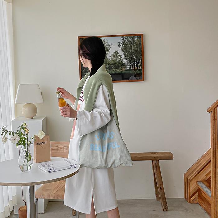 momnuri-임부복*귀욤베어 수유원피스 ♡韓國孕婦哺乳服