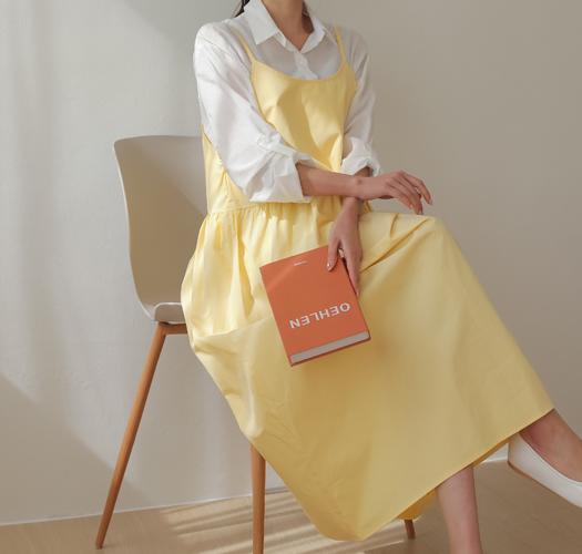 soim-[임부복*레모나끈 임산부원피스]♡韓國孕婦裝連身裙