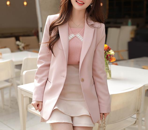 myfiona-러블원버튼 자켓 m9967 - 러블리 로맨틱룩 1위 쇼핑몰 피오나♡韓國女裝外套