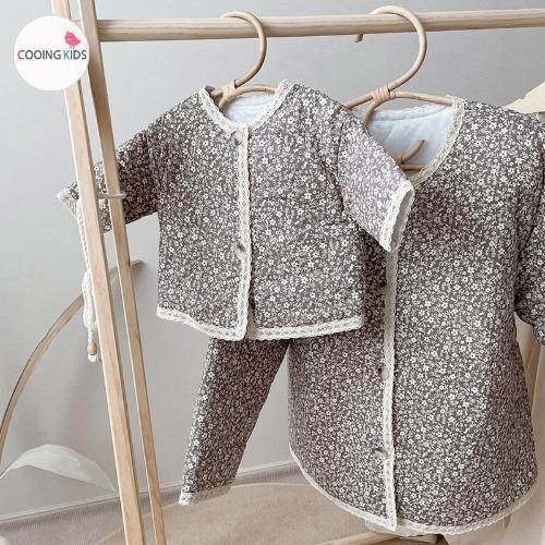 cooingkids-베이비옷 - B리나점퍼♡엄마랑커플룩♡韓國親子裝