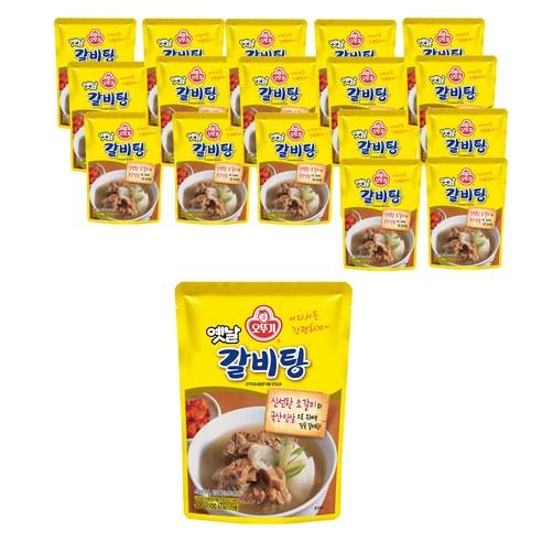 韓國不倒翁牛肋骨湯 500g