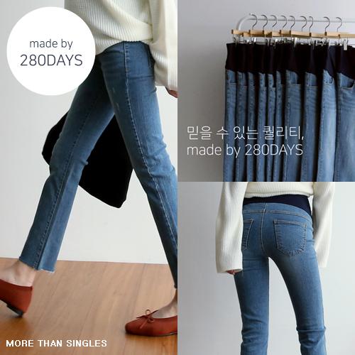 280days-[857청바지/임부복]임부복 2 8 0 DAYS - 느낌있는 임부복쇼핑몰♡韓國孕婦裝褲子