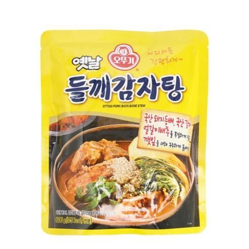 韓國不倒翁豬背骨湯鍋 600g