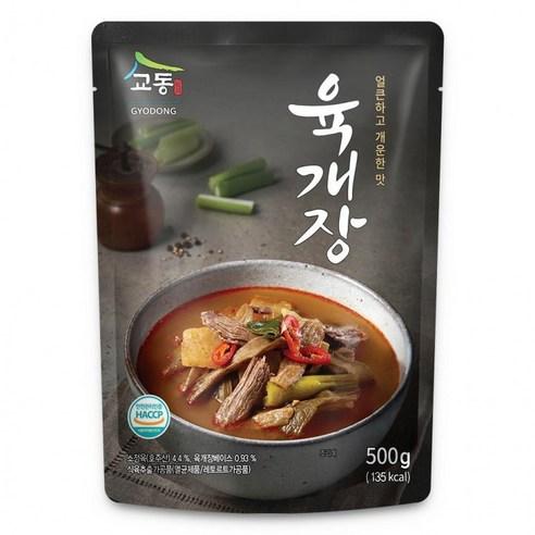 韓國校洞辣牛肉湯 500g