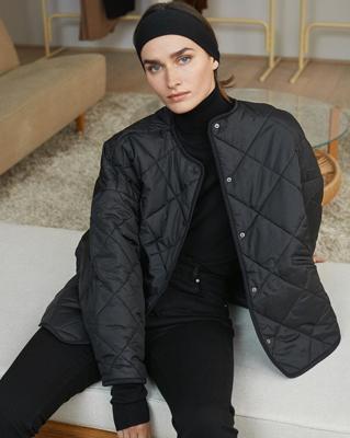 cocostory-[더블린 퀼팅 자켓~!! 패셔너블 퀼팅 자켓^^]♡韓國女裝外套