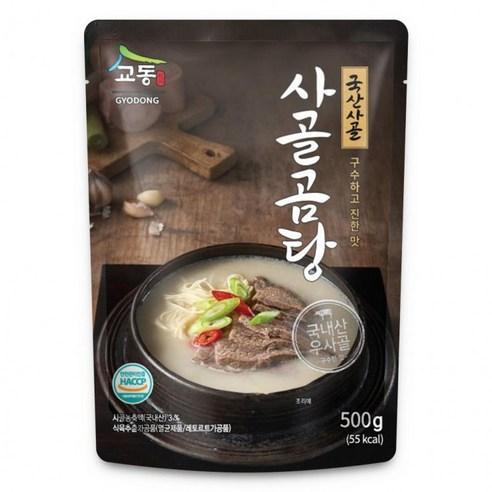 韓國校洞牛肉湯 500g