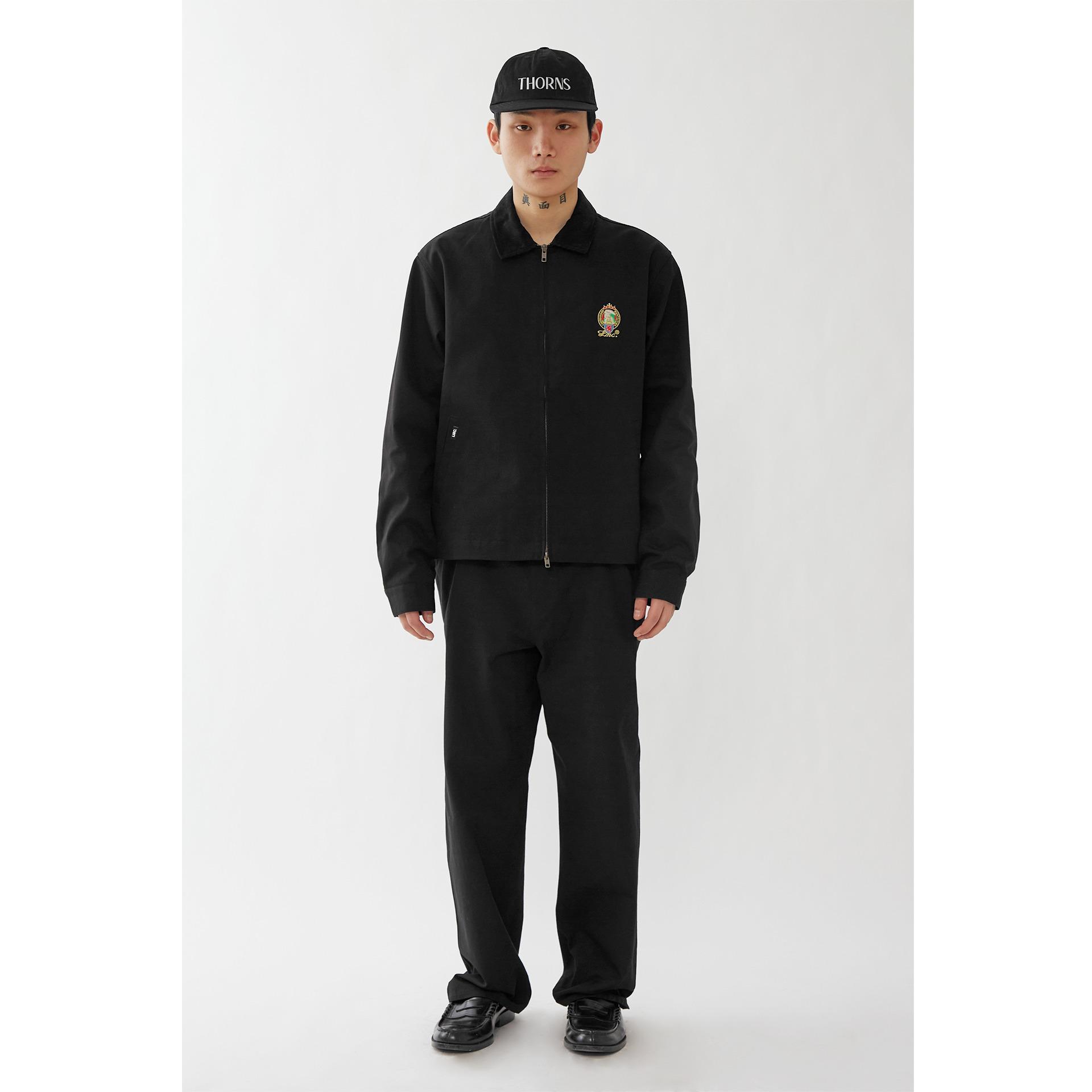 layer-LMC DEFENSE WORK JACKET black♡韓國男裝外套