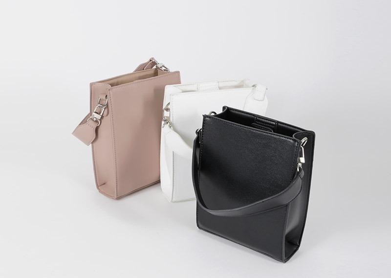maybins-넬븐 숄더 백♡韓國女裝袋
