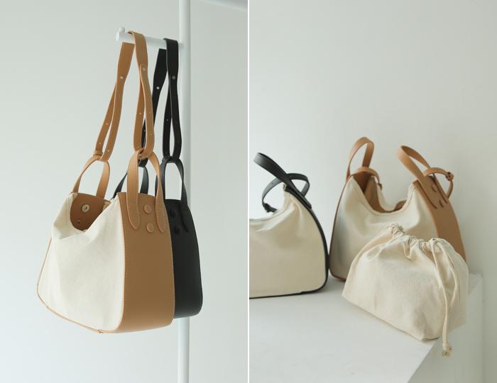pinksisly-포빅 투웨이-bag♡韓國女裝袋