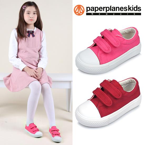 paperplaneskids-페이퍼플레인키즈 [PK7724 - 유아슬립온]♡韓國童裝鞋