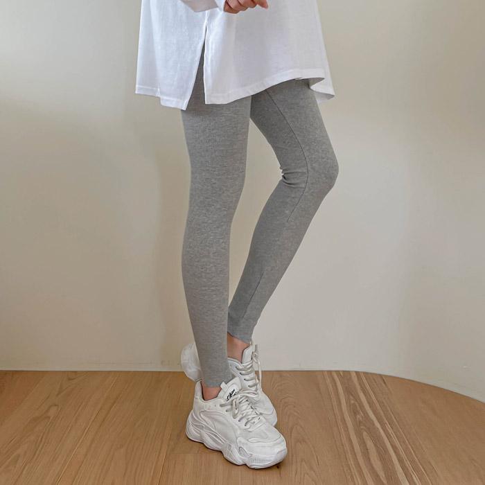 momnuri-임부복*골지 레깅스(심리스복대)  ♡韓國孕婦裝褲子