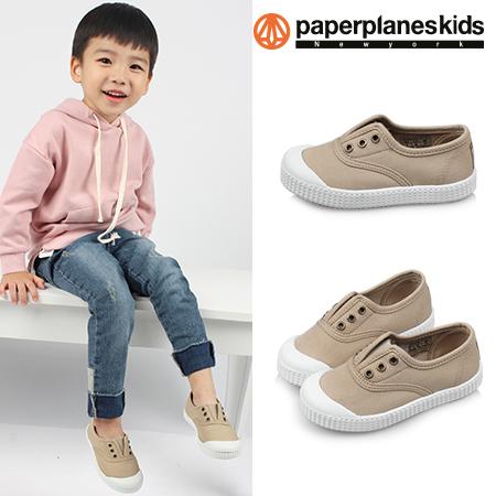 paperplaneskids-페이퍼플레인키즈 [PK7726 - 베이지 아동단화]♡韓國童裝鞋