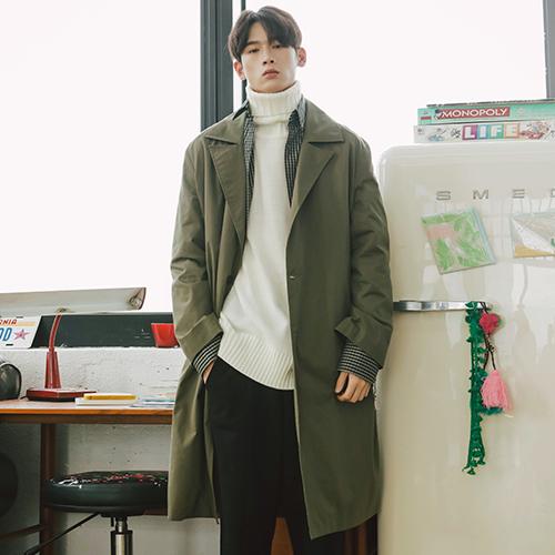 fairplay142-[[제멋] 클래식 라인 코트 3종 DMCT2118]♡韓國男裝外套