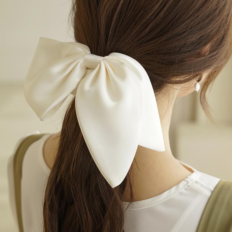 clicknfunny-[론네 리본머리끈]♡韓國女裝飾品