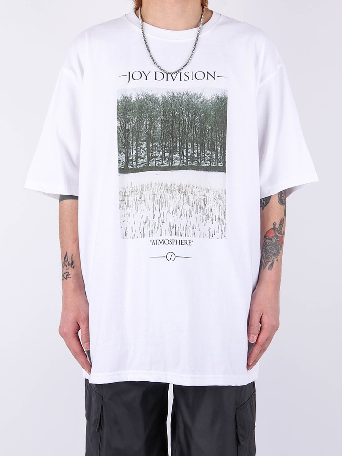 justyoung-AC At Moss Pier Short Sleeve Tee (2color)♡韓國男裝上衣