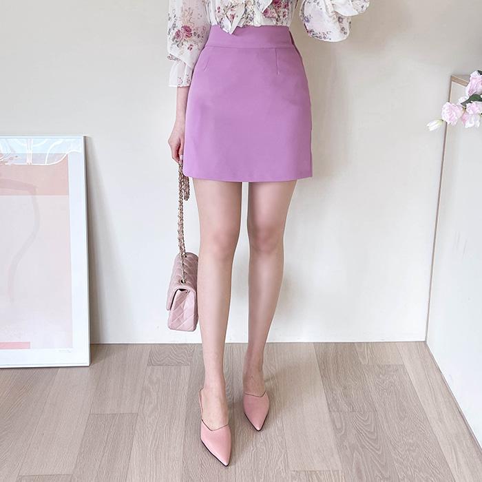myfiona-아데 슬림핏 미니스커트 a1344 - 러블리 로맨틱룩 1위 쇼핑몰 피오나♡韓國女裝裙