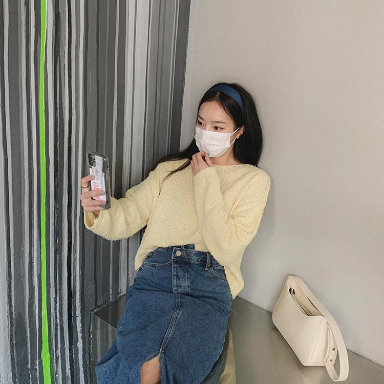 hanaunni-프랑스 HB♡韓國女裝飾品