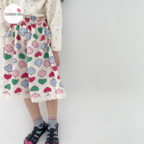 cooingkids-M조아요스커트♡韓國女童裙子