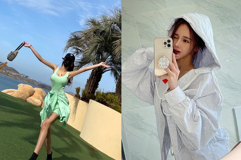 torishop-이지후디 데일리SET ◈후드나시팬츠SET (5color)♡韓國女裝上衣套裝