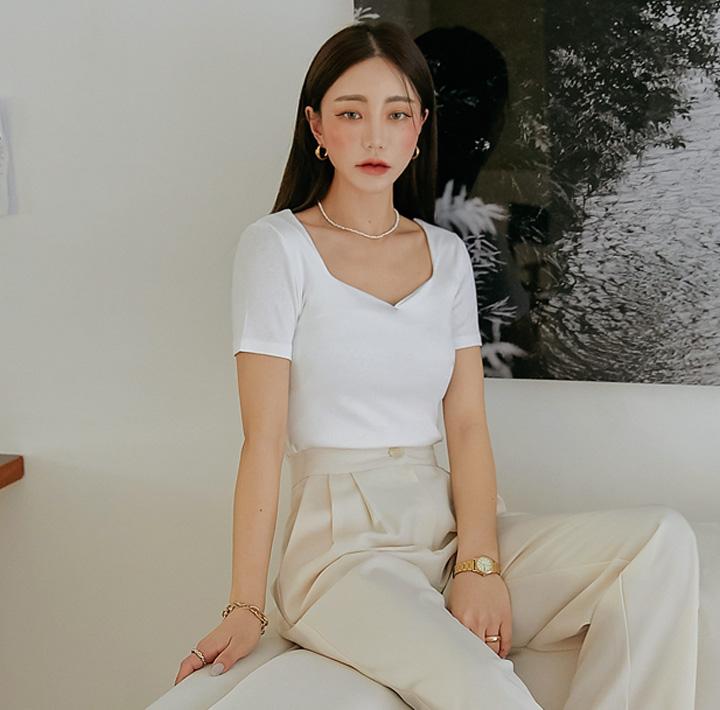 common-unique-韓國女裝上衣